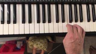 Bombe Helutaite in keyboard