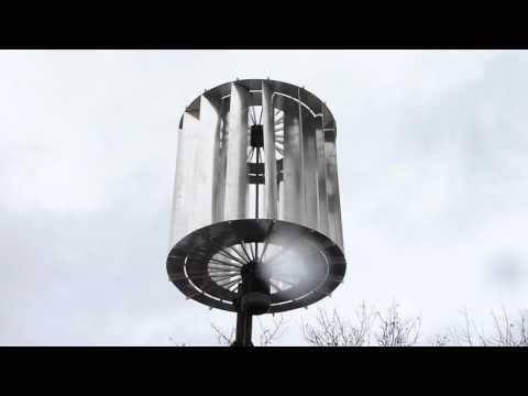 Elektrownia Wiatrowa Pionowa