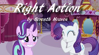 Right Action [MLP Fanfic Reading] (Romance/Slice of Life)