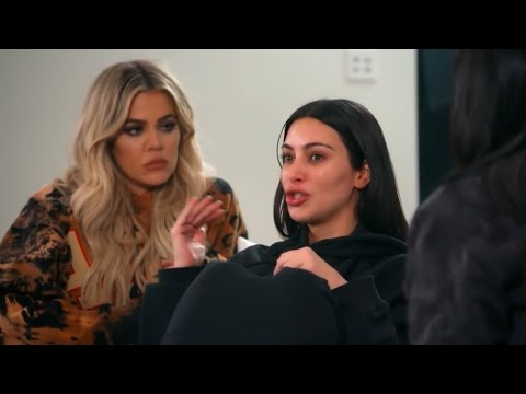 Kim Kardashian Feared She d Be Raped & Killed During Paris Robbery In EMOTIONAL KUWTK Episode