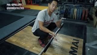 #JustTheTip Ep.79 - Understanding the POWER POSITION - Weightlifting