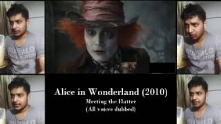 Alice in Wonderland - All Voices Dubbed
