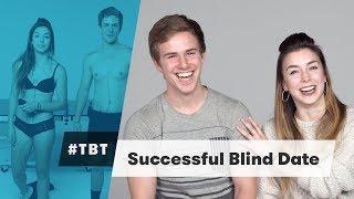 Successful Blind Date (Aaron & Analisa)   #TBT   Cut