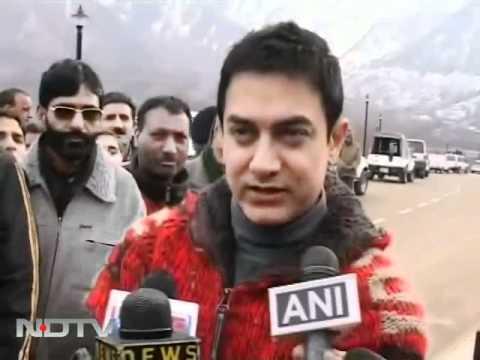 Xxx Mp4 Aamir Khan Shoots In The Kashmir Valley 3gp Sex