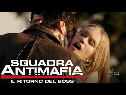 Squadra Antimafia, Il Ritorno del Boss -  La passione tra Nigro e Patrizia divampa