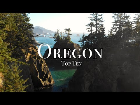 Top 10 Places To Visit In Oregon