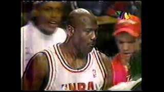 NBA el mejor juego estrellas 2003 primer cuarto. español tv azteca 2/8