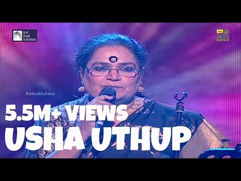 Xxx Mp4 Kali Teri Gut Te Paranda Tera Laal Usha Uthup Punjabi Folk Song Idea Jalsa Art And Artistes 3gp Sex