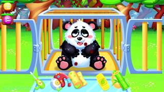 Jungle Doctor - Kids Learn How to care Jungle Animals Fun Doctor Games for Children