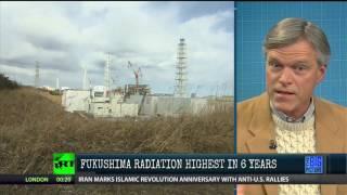 Fukushima Is Still Melting Down...