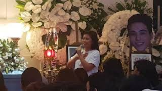 Yeng Constantino Inalay Ang Awit na