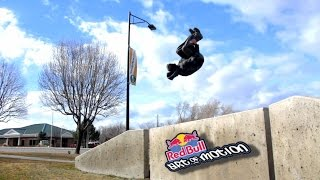 Ronnie Shalvis - Red Bull Art of Motion Audition 2014