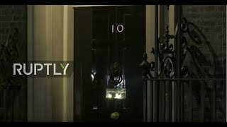 LIVE: May chairs special Brexit meeting after draft deal is made: departures