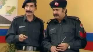 Best Funny Pothwari Drama 2017 Double Sawari Part 03