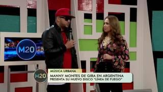 Manny Montes en M20