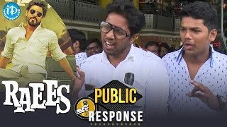 Raees Movie Public Talk / Review || Shah Rukh Khan || Mahira Khan || Rahul Dholakia