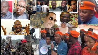 SOWORE SAYS AAC IS NOW A MILITANT GROUP. OBASEKI & OSHIOMHOLE IS AT WAR, BABIES TRAFFICKER EDWIN