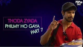 Thoda Zyada Philmy Ho Gaya - Kabhi Khushi Kabhie Gham - POPxo