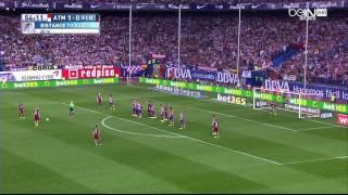 اهداف مباراة برشلونة و أتلتيكو مدريد الاسبوع 3 الدوري الاسباني 2015 2016