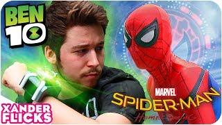 Ben 10 vs Spider-Man - XanderFlicks