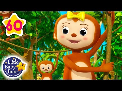 Xxx Mp4 Five Little Monkeys Swinging In The Tree More Nursery Rhymes Amp Kids Songs Little Baby Bum 3gp Sex