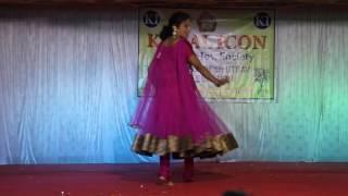 Mrunal - Bahara Bahara - Kunal Icon - Ganeshotsav Dance 2016