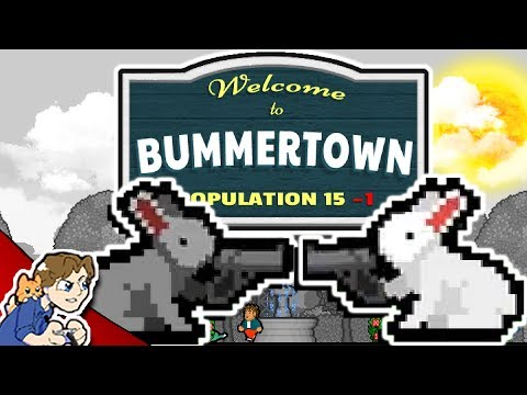 Xxx Mp4 BUNNY S GOT A GUN Welcome To Bummertown 2 ProJared Plays 3gp Sex