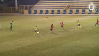 هدف النصر الثالث على الرائد - حسن الراهب || مباراة ودية