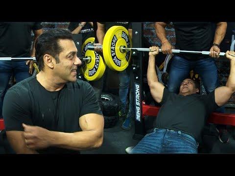 Xxx Mp4 Salman Khan Very Hard Gym Workout Video With Arbaz Khan And Iulia Vantur 3gp Sex