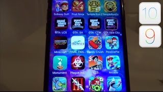 NEW Install Hacked Games In App Purchases FREE iOS 9 / 10 / 11  NO Jailbreak iPhone iPad iPod