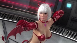 DOA5LR - Christie All 47 Costumes incl. DLC 2017 UPDATED - PS4 1080p60fps