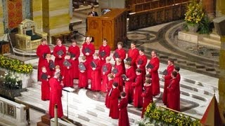 AGNUS DEI - Sacred Choral Music - The Choir of New College, Oxford. E.HIGGINBOTTOM [Full Album]