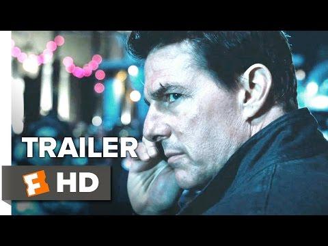 Xxx Mp4 Jack Reacher Never Go Back Official Trailer 1 2016 Tom Cruise Cobie Smulders Movie HD 3gp Sex
