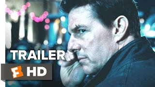 Jack Reacher: Never Go Back Official Trailer #1 (2016) - Tom Cruise, Cobie Smulders Movie HD