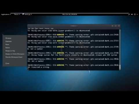 Xxx Mp4 How To Install Firewall And Open Ports In Kali Linux 2016 2 3gp Sex