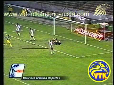 Goles de Hugo Sanchez con America