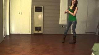 Country Cricket (Line Dance) - Demo & Teach