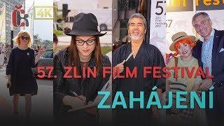 Zahájení 57. Zlín Film Festivalu – Aňa Geislerová, Hana Holišová, Mira Forssel, Yuzo Toda