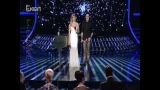 Aldo - Silent Night (X Factor Albania 2 - Live Show)