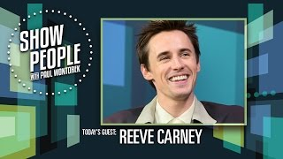 Show People with Paul Wontorek: Reeve Carney Interview (ROCKY HORROR, PENNY DREADFUL, SPIDER-MAN)