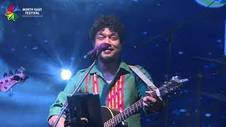 Papon's Medley Of Folk Songs - Uttarakhand To The North East @ North East Festival, 2018