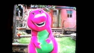 Opening and Closing to Barney: Now I Know My ABCs 2004 VHS
