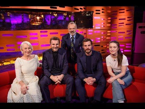The Graham Norton Show S22E14: Jamie Dornan, Liam Neeson, Helen Mirren and Sigrid (Full Interview)