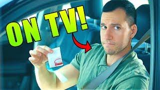 I WAS ON TV! *twice* & POKEMON CARDS OPENING!