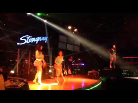 Jakarta Top Dancer - sexy dance @stingrayJKT day 19
