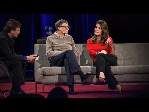 Why giving away our wealth has been the most satisfying thing we ve done Bill and Melinda Gates