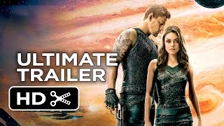 Jupiter Ascending Ultimate Intergalactic Trailer (2015) - Channing Tatum Movie HD