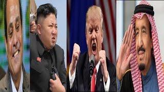 احتمالات اندلاع حرب نووية بين كوريا الشمالية والولايات المتحدة وتأثيرها على مصر والسعودية وتركيا