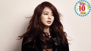 Top 10 Most Beautiful, Hottest Korean Actress 2016