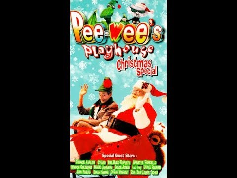 Opening To Pee Wee s Playhouse Christmas Special 1996 VHS
